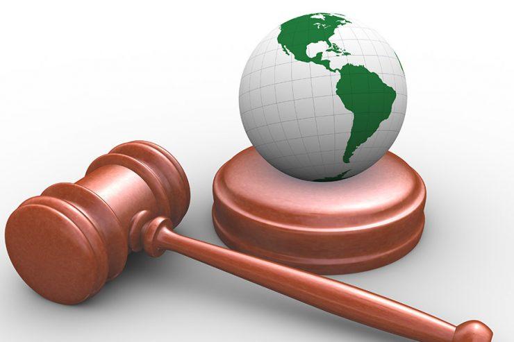 Derecho Medioambiental