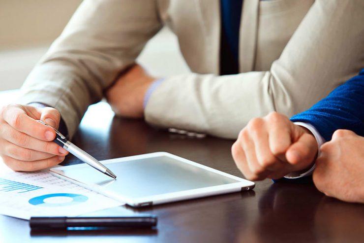 Gestiones con Entidades Financieras